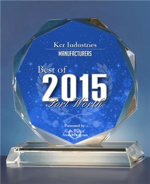 The Best Of Fort Worth Manufacturing 2015